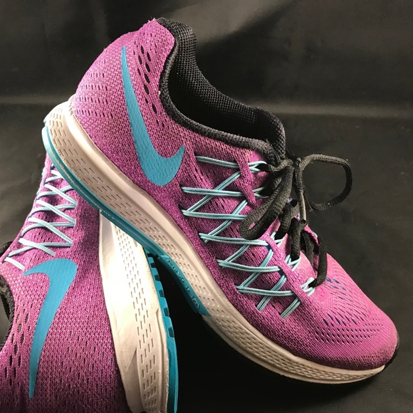 new products e7a26 e5c6a XLNT Nike Air Zoom Pegasus 32 Pink sz 7 38 EUR
